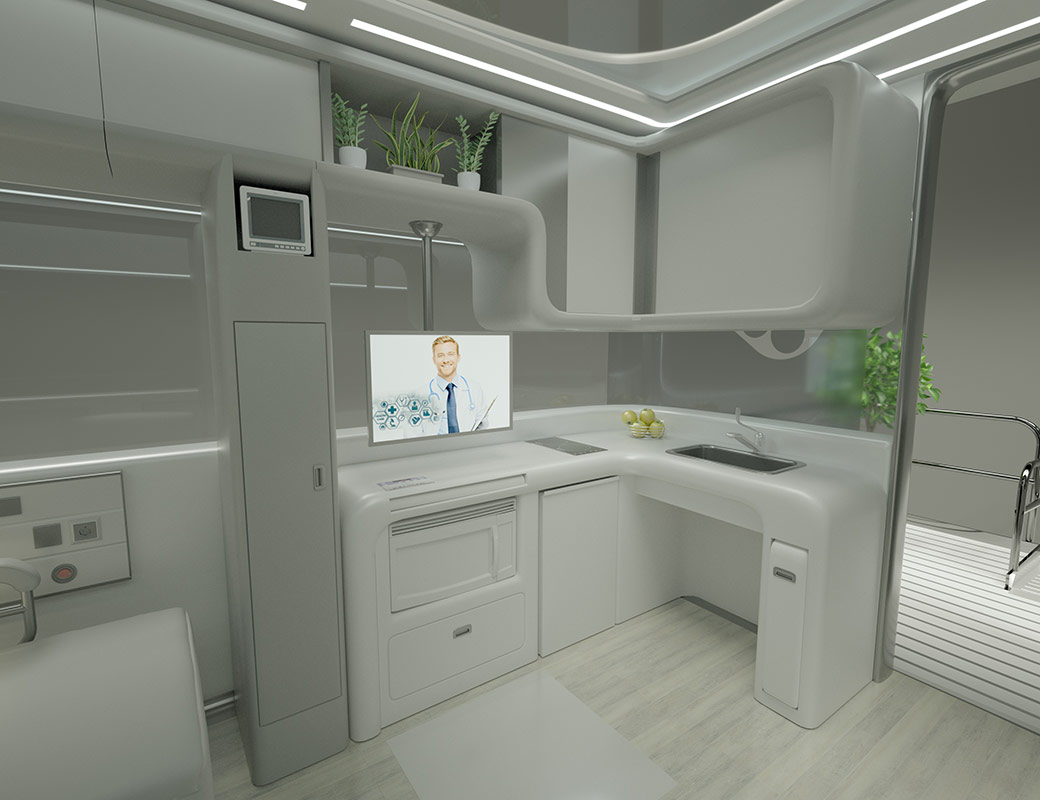 ppod interior